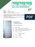 MSRF0102 - Lançamento Refrigeradores Cycle Defrost - CRD36F
