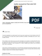 Manutenção Do Câmbio Manual Da Chevrolet S10 - Revista O Mecânico