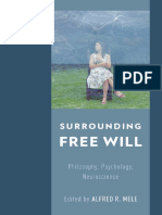 Alfred R. Mele - Surrounding Free Will _ Philosophy, Psychology, Neuroscience-Oxford University Press (2015)