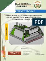 Caratula-colegio Santo Domingo