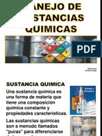 SUSTANCIAS quiimicas