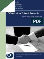 Offerunion Company Intro 20161231 Ver