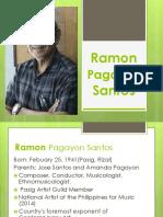 Ramon Pagayon Santos