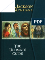 Percy Jackson and the Olympians - The Ultimate Guide