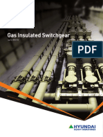Hyundai Heavy Industries - Gas Insulated Switchgear