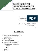 Battery Charger for Ev Based on Wpt (1) (1)
