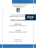 Exposition_world Water Crisis