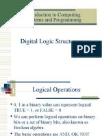 Digital Logic Structures Ch3