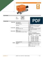 Belimo 22HT-52 Datasheet