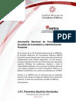 Revista Contaduría Publica Enero 2019