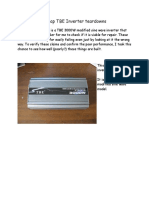 Cheap TBE Inverter Teardowns