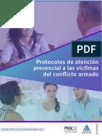 ATENCION VICTIMAS CONFLICTO ARMADO.