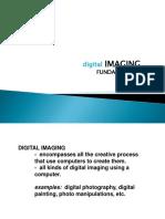 Digital Imaging Fundamentals - Red