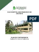 Plan de Contingencia Plebiscito Hsfg