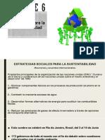 Bloque 6 Desarrollo Sustentable