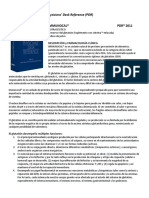 PDR Libro Médico Respaldo Immunocal