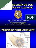 Anestesicos Locales en odontologia