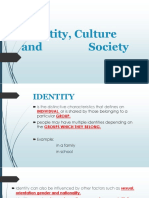 Identity, Culture and Society(1).pptx