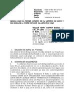 Contestacion de demanda - ALIMENTOS.doc