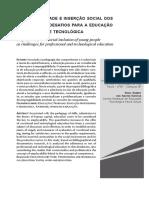 Científica e Tecnológica