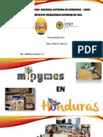 Mipymes en Honduras_2018