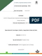AA2-Ev1-Propuesta de La Arquitectura Tecnológica