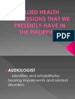 ALLIED HEALTH PROFESSIONS THAT WE PRESENTLY HAVE IN.pptx