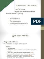 El Lenguaje Del Sonido (1)