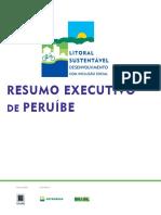 Urbanismo - Resumo Executivo de Peruíbe (Plano Diretor)