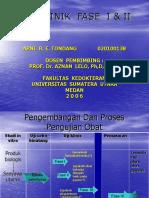 Uji Klinik Fase i & II