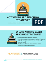 Activity Basedlearningppt
