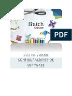 01 Configuraciones de Software