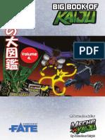 Big Book of Kaiju 04 - Kaiju of the Sky