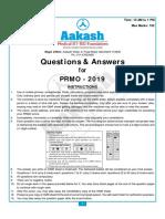 PRMO-2019 (11-08-2019) - Qs & Ans (1)