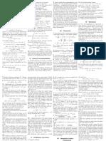 Formula handbook for IPho