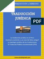 La traducciòn jurìdica en el Perù