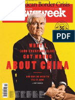 Newsweek International - 10-05-2019