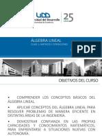 PPT Clase 01 Matrices y Operaciones