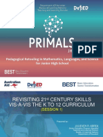 PRIMALS-JHS - Session 1_ Revisiting 21st Century Skills (1)