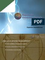 Espacio de Geometría Sagrada