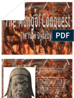 The Mongol Conquest:The Yuan Dynasty(Bryan'sreport)