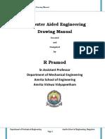 Amrita Cad Manual