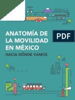 Anatom a de La Movilidad en M Xico