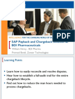SAP Payback and chargable