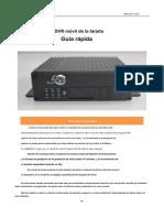 Manual Dvr Sd-mdvr Sw00001a