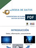 Presentacion Mineria de Datos