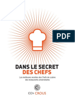 CNML Secret Des Chefs