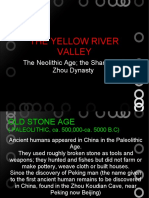 The Yellow River:The Shang and Zhou Dynasties(Jiliane's report)