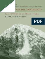 La Montaña del Movimiento - Volumen I - Caída, Flujo y Calor - Motion Mountain in Spanish