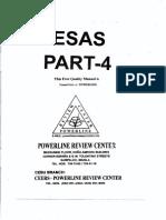 ESAS Part-4